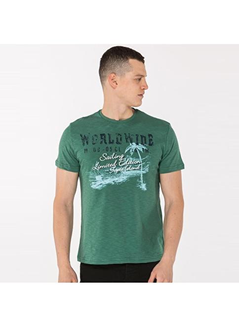 Mille Tişört Yeşil